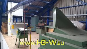 Elektroanlage Holzwerkstatt
